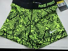 Ladies Nike Pro Compression Shorts Size  X Small