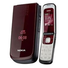 Nokia Fold 2720 - Red (Unlocked) Mobile Phone Good Condition