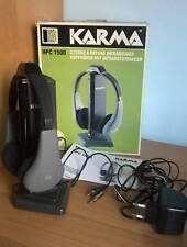 Cuffie stereo wireless a infrarossi Karma