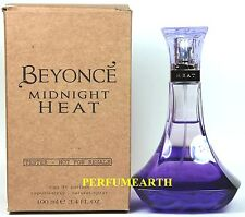 Beyonce Midnight Heat (Unbox) By Coty 3.3/3.4oz. Edp Spray For Women New & Unbox