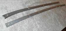 1967 1968 Mustang Convrt GT GT-A Shelby Cougar Xr7 ORIG DASH PAD WINDSHIELD TRIM