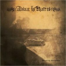 ABLAZE IN HATRED - Deceptive Awareness CD