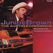 Live at the Continental Club: The Austin Experience * by Junior Brown (CD,...