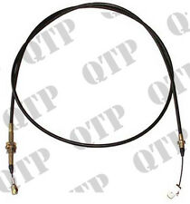 409804 Ford New Holland Hand Throttle Cable Ford 5640 - 7740 1790mm