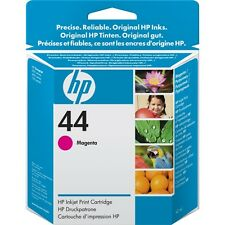 Genuine HP HEWLETT PACKARD HP 44 Magenta Cartucho de tinta 51644ME 51644M