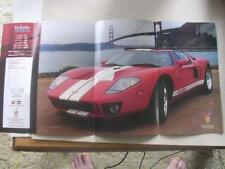 """Win a 2005 Ford GT"" from Ronald Mcdonald House Charities Advertisng Brochure"