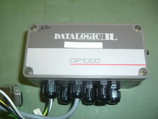 DATALOGIC DP 1000 1000 DECODER J BOX RS232 C/W DISK/HANBOOK  NEW  BOXED
