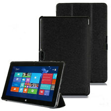 "NG Hard Folio Leather Holder Case Cover For 10.8"" Dell Venue 11 pro 5130 Tablet"