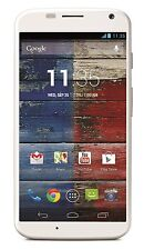 NEW MOTOROLA MOTO X XT1058 16GB UNLOCKED SMARTPHONE AT&T LOGO WHITE COLOR + GIFT