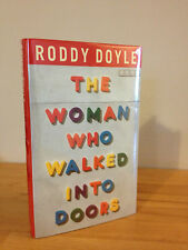 The Woman Who Walked Into Doors - Roddy Doyle - First Edition - Hardback Book