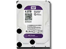 "WESTERN DIGITAL WD PURPLE HDD WD40PURX 4TB 64MB CACHE SATA 6Gb/s 3.5"" HARD DRIVE"