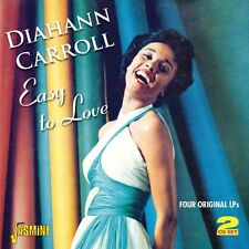 Diahann Carroll-easy to love 2 CD NUOVO