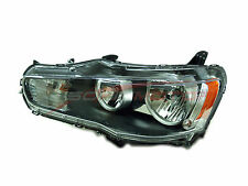 11/2008-2009 Mitsubishi Lancer Driver Side Headlight Head Light Lamp LH