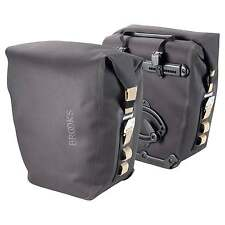 BROOKS LANDS END Waterproof Rear Pannier Bag (Slate)