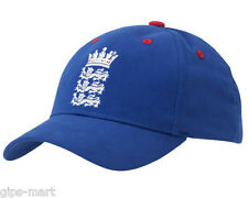 England Team ODI Crcket Cap ~Style~100%Cotton~Best Qlty One Day International