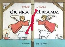 The First Christmas (Festive Pop-Up Book) by Tomie dePaola