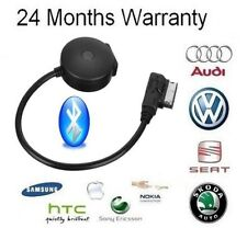AUDI VW Bluetooth musica in streaming Kit cavo di interfaccia iPod Multimediale MMI AMI Piombo