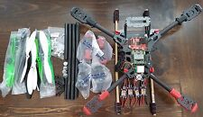 Quadcopter Frame, MultiWii KK2 Flight Controller, ESC's and Props