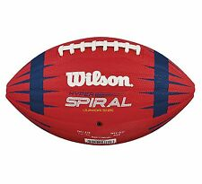 Wilson Hyper Spiral NFL Play 60 Junior Size American Football Ball | WTF1837