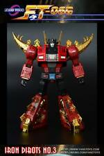 Transformers Masterpiece Dinobot Snarl Fans Toys FT-G G2 Red Sever in USA