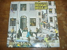 REGGAE REGULAR Ghetto rock LP