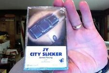 James Young w/Jan Hammer- JY/City Slicker- new/sealed cassette tape