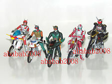 Bandai Masked Rider Machines Chronicle part.5 gashapon figure ( set of 5 Pcs) A