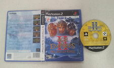 Age of Empires II 2: The Age of Kings Sony PlayStation 2 PS2