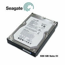 """DISCO DURO SATA 500GB 3,5"""" SEAGATE,WD"""