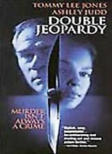 Double Jeopardy (DVD, 2000 Widescreen) Ashley Judd, Tommy Lee Jones