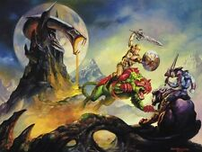 POSTER HE MAN AND THE MASTERS OF THE UNIVERSE GRANDE 17