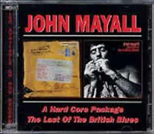 John Mayall A Hard Core Package/The Last Of The British Blues 2-CD NEW SEALED