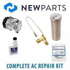 Suzuki Sidekick 1995-1998 1.6 Complete A/C Repair Kit W/ NEW Compressor & Clutch