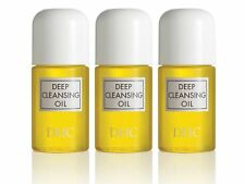 DHC Deep Cleansing Oil Mini 3 Pack, 1 fl oz.each, includes 4 free samples