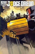 Judge Dredd #12 (NM) `13 Swierczynski/ Daniel (Cover A)