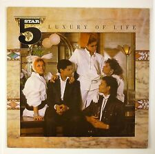 "12"" LP - 5 Star - Luxury Of Life - B1410 - washed & cleaned"