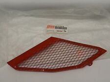 NOS YAMAHA 8CR-77133-00-00 HOOD LOUVER 3 RED VT500 VX600 MM600 VX700 SX700