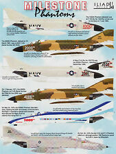 id48022/ Iliad Design - Decals - F-4 Phantom II - Milestone Phantoms - 1/48