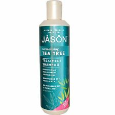 Jason Normalising Treatment Shampoo Tea Tree Itchy Scalp