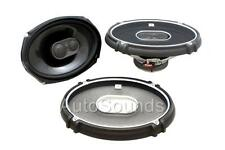 "JBL GTO938 Grand Touring 600 Watt 6"" x 9"" 3-Way Coaxial Car Audio Speakers 6""x9"""