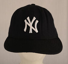New Era YANKEES MLB Authentic Collection 7 1/2/60cm  Navy White Embroidered NY