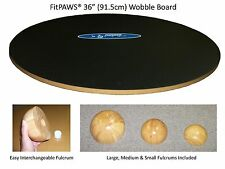 FitPAWS Wobble Board 36 - Dog Fitness & Canine Rehab Equipment