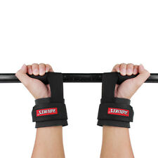 Heavy Weight Lifting Training Strap Gym Hand bar Wrist Support Bandage Glove