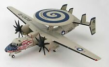 Hobby Master HA4801, 1:72 E-2C Hawkeye VAW-123 Screwtops, AB600, USS Enterprise