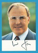 Dr. Helmut Kohl (GER) - Bundeskanzler von 1982 bis 1998  - # 11438