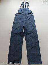 Levi's® Latzhose Latz Jeans Gr. L ca. W 38 /L 32 ALL DUTY Worker Denim Overall !