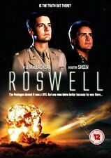 Roswell NEW PAL Arthouse DVD Jeremy Kagan Kyle MacLachlan Martin Sheen D. Yoakam