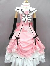 Black Butler Cosplay Kuroshitsuji Ciel Costume Dress full set