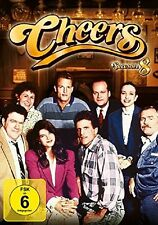KIRSTIE ALLEY TED DANSON - CHEERS S8 MB 4 DVD NEU
