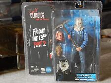 Neca Cult Classics Jason Voorhees Friday the 13th Part 2 Hall of Fame figure